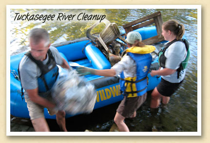 river-cleanup