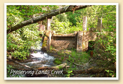 lands-creek